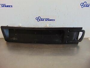 Fiat Doblo Mk2 10-15 barn door tailgate handle number plate holder + lights