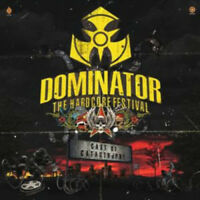 Various Artists : Dominator 2012: Cast of Catastrophe CD 2 discs (2012)