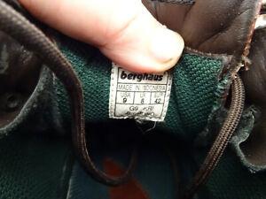 Berghaus Mens Brown JESMOND Outdoor Walking / Hiking High Top Boots - Size UK 8