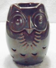 SAGE OWL OIL WAX MELTS WARMER CUTE DESIGN HOME DECOR PARTY LITE NEW IN BOX