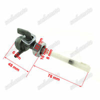 16 x 1.5mm Fuel Tank Switch Petcock Valve For Honda Motorcycle CB400 CB750 CM400