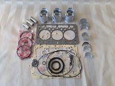 Kubota D722 Overhaul Kit / Pistons, Rings, Bearings, Gasket Set