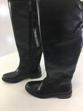 VINCE CAMUTO WOMEN'S KADIA WIDE CALF RIDING BOOT BLACK US SZ 7 NWT