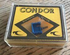 NOS CONDOR 6407D DIAMOND STYLUS FOR SHARP STY100, 750/ HITACHI DSST102/NEC LP50D