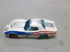 Tyco Corvette Slot Car Shell