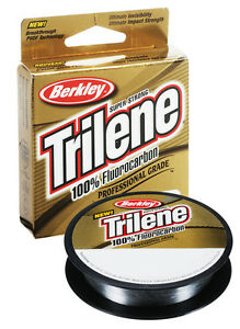 Berkley Trilene 100% Fluorocarbon 110YDS