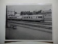 SWE56 - SWEDISH STATE RAILWAYS - DIESEL CAR PHOTO Linkoping Sweden