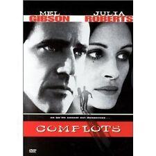 DVD *** COMPLOTS *** avec Mel Gibson, Julia Roberts, ...