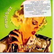 (N431) Music Box, Anemo - DJ CD