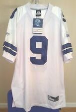 Dallas Cowboys NFL Reebok White #9 size 56 Football Jersey