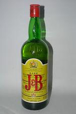 WHISKY J&B FINEST BLENDED SCOTCH WHISKY RARE AÑOS 60/70 1L.