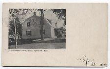 MA ~ The Gardner House (c1761) SOUTH EGREMONT Massachusetts 1906 Berkshire Co
