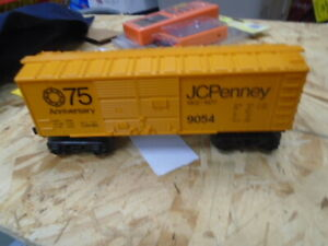 Lionel Special Body For J C Penny 75 Th Aniversary