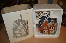 """Department 56 New England Village """"Yankee Jud Bell Casting"""" 5643 In Box"""