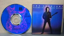 JOE SATRIANI FLYING IN A BLUE DREAM 1989 CD exc! RELATIVITY CANADA PRESS ROCK