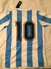Maglia Argentina 1986 Maradona 10 - Tutte le taglie