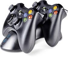SPEEDLINK BRIDGE USB Charging System Gamepad Xbox 360 Controller Akkus Ladegerät