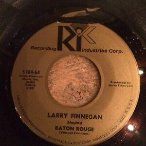 HEAR 60's MOD HAMMOND R&B DANCER - LARRY FINNEGAN - BATON ROUGE - RI