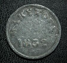 1832 Maryton, Angus, Scotland - Communion Token