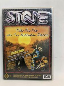 STONE  rare AU DVD cult Australian bikie movie classic