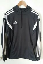 Adidas Climawarm Running/Training Top - Mens Size Large - Grey