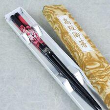 Essstäbchen Botan, japanische Essstäbchen mit Pfingsrosenmotiv