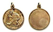 Medaglia Pubblicitaria Brill – Crema Lucida-Scarpe, Argento 800 Diametro cm 2,3