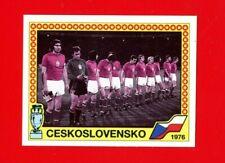 EURO '88 Panini 1988 - Figurina-Sticker n. 13 - CESKOSLOVENSKO 1976 TEAM -New