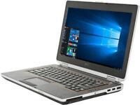 "DELL E6420 14.0"" Laptop Intel Core i5 2nd Gen 2520M (2.50 GHz) 320 GB HDD 8 GB M"