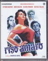 Blu-Ray Riz Amer Avec Vittorio Gassman Nouveau 1949