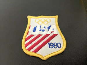 USA Olympics 1980 Patch