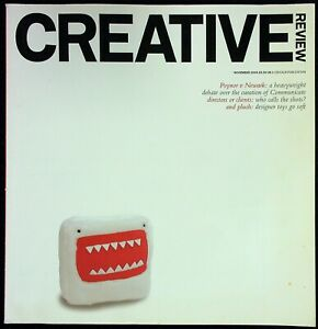 CREATIVE REVIEW 11/2004 TRANSPORT SHOWCASE Tom Carty MARCUS TOMLINSON Nike @VG@