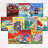Mad About Adventure Children's Collection 10 Books Set With Bag Pack NEW [PB]