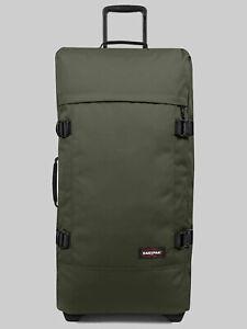 EASTPAK Trolley Koffer TRANVERZ L EK63 Crafty Olive 121L mit TSA Schloss