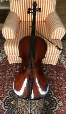 More details for cello, bow, soft case, good condition, for beginner, full size