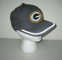 NFL Green Bay Packers New Era 9Fifty Adjustable Fit Gray Snapback Hat Cap *NEW*