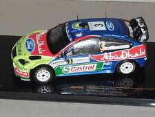 IXO,RAM326. FORD FOCUS RS WRC #3 HIRVONEN/LEHTIN WINNER JORDON RALLY 2008  . NEW