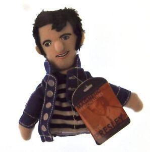 Elvis Presley Fingerpuppe & Kühlschrankmagnet