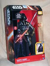 STAR WARS - THINKWAY TOYS - Dark Vador  Animatronic - DELUXE Collector's Edition