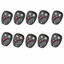 10PCS Replace Remotes Keyless Shell for Chevrolet Buick GMC Saturn Cadillac 3BTS