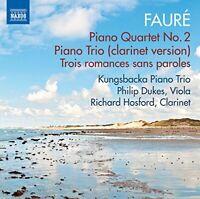 Philip Dukes - Faure: Piano Quartet No. 2 [Philip Dukes, Richard [CD]