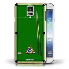 Étuis, housses et coques verts Samsung Galaxy S5 pour téléphone mobile et assistant personnel (PDA) Samsung