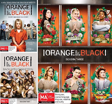Orange Is The New Black - SEASON 1 2 3 : NEW DVD