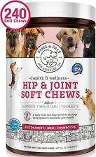 Glucosamine Supplement for Dogs: Hip & Joint Health Supplements Chondroitin