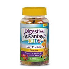 Digestive Advantage Kids Daily Probiotic Gummies - 60 Count