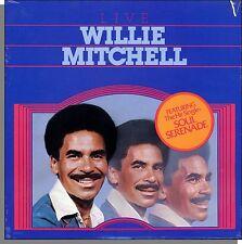 Willie Mitchell - Live - New 1977 Hi/Cream LP Record!