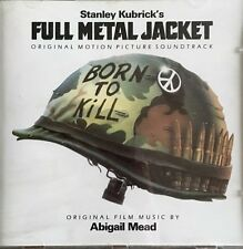 Full Metal Jacket - Stanley Kubrick - Bande Originale BOF Soundtrack CD