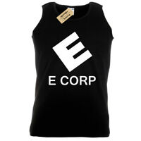 EVIL CORP MENS TANK TOP MR ROBOT COOL FSOCIETY HACKER ANONYMOUS FUNNY VEST