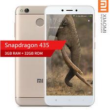 """5"""" Xiaomi Redmi 4X 3+32GB 4100mah Snapdragon435 8-Core Fingerprint 4G Smartphone"""