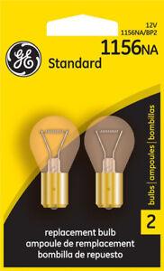 Turn Signal Light Bulb-Hatchback GE Lighting 1156NA/BP2
